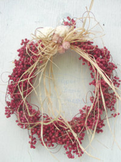 Pepperberrywreaths